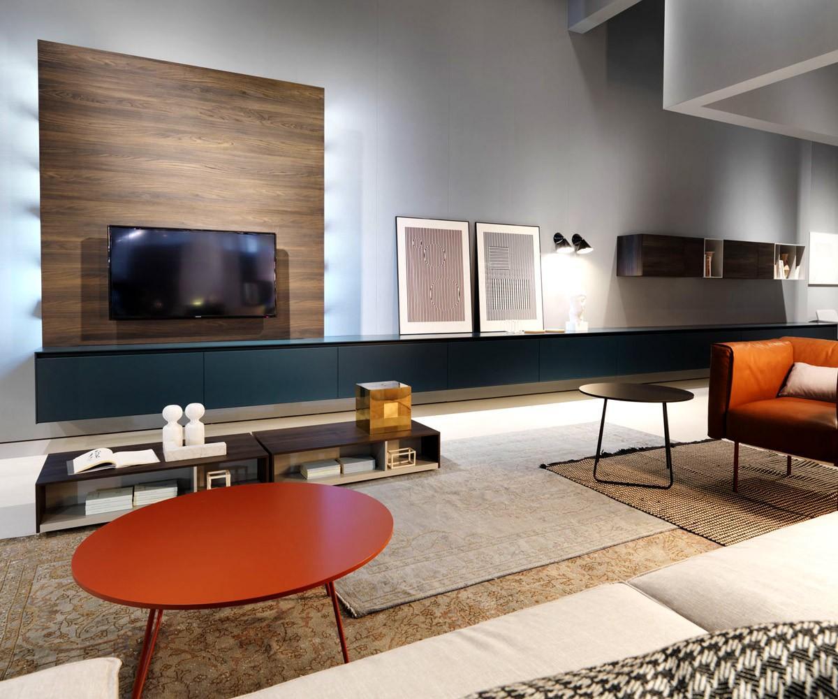 novamobili reverse led tv wandpaneel wandhalterung. Black Bedroom Furniture Sets. Home Design Ideas