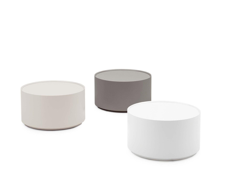 Beistelltisch Mit Zeitungsablage Holz ~ Design Beistelltische für Ihr Wohnzimmer