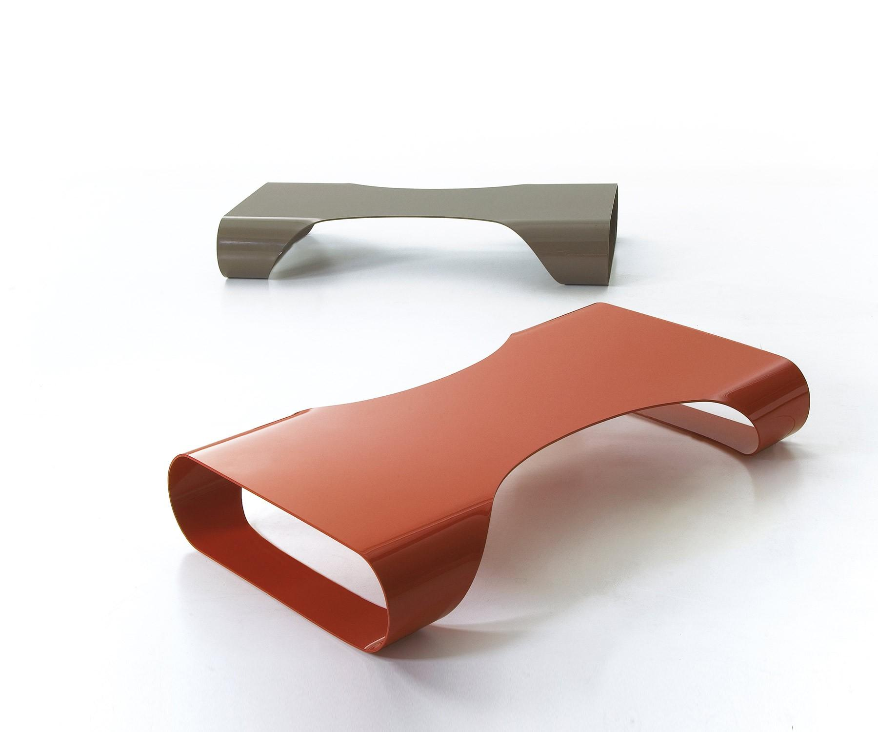 SpHaus Lite Couchtisch Aluminiumblech