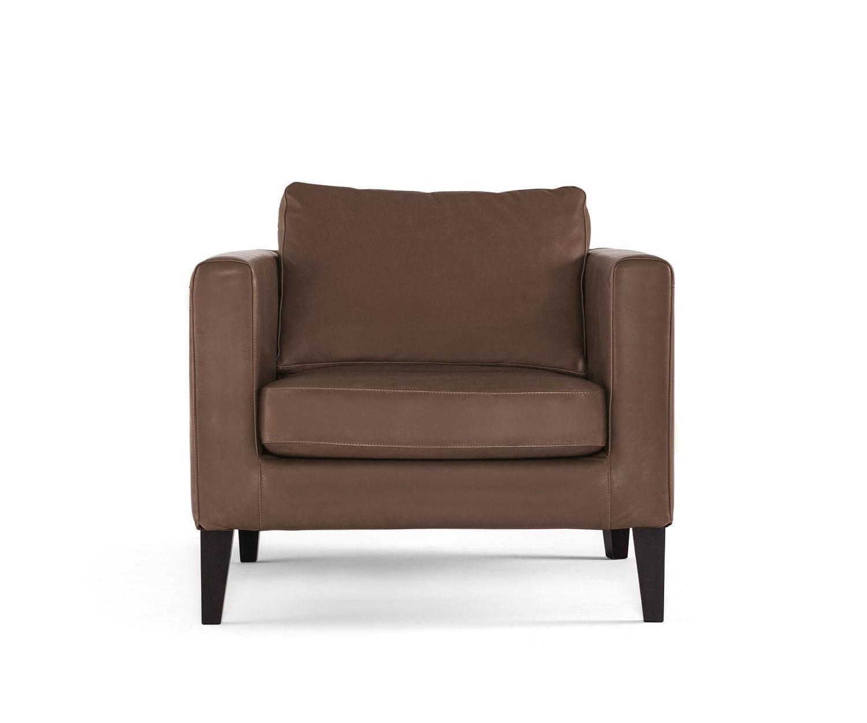 prostoria sessel elegance leder. Black Bedroom Furniture Sets. Home Design Ideas