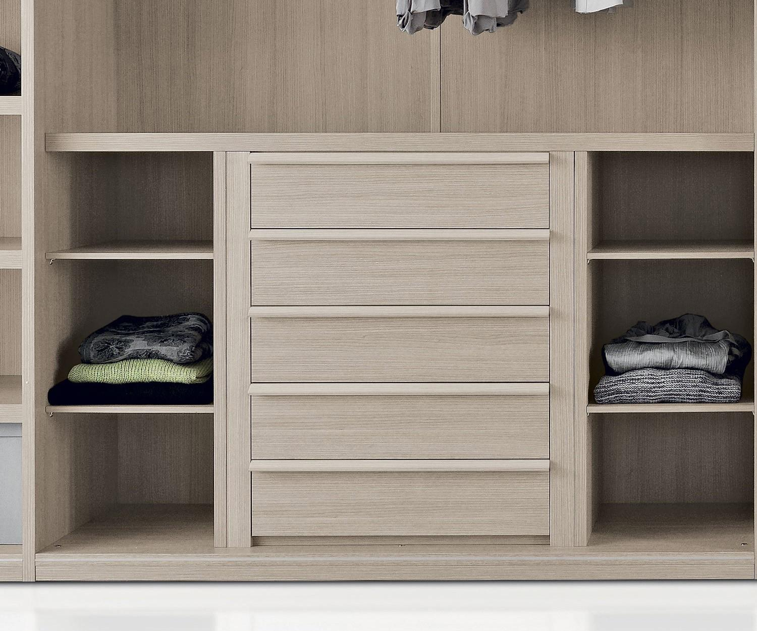 novamobili kleiderschrank zubeh r armadi 5er schubladen. Black Bedroom Furniture Sets. Home Design Ideas