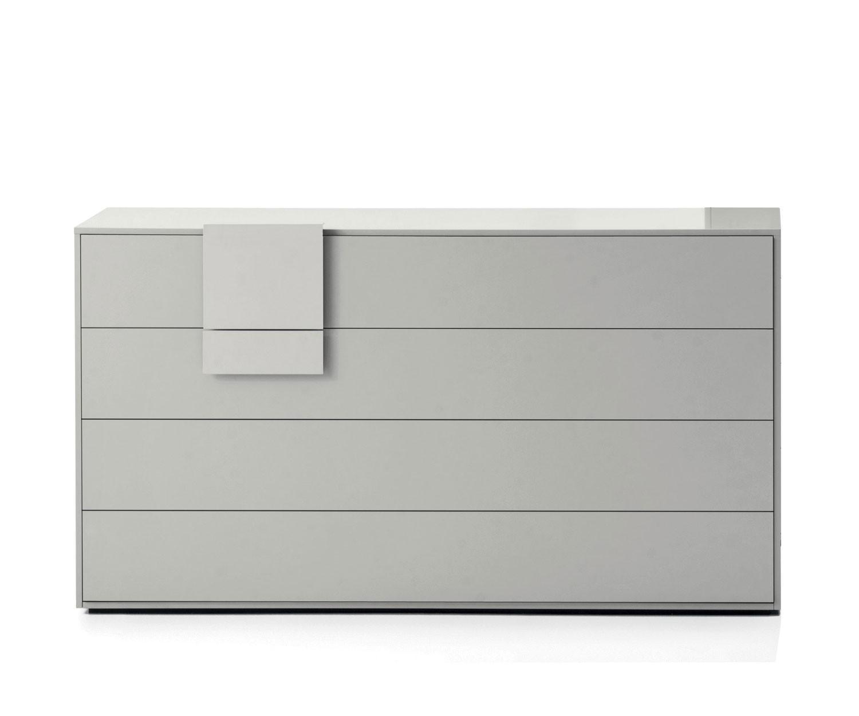 novamobili kommode dotty 4 schubladen. Black Bedroom Furniture Sets. Home Design Ideas