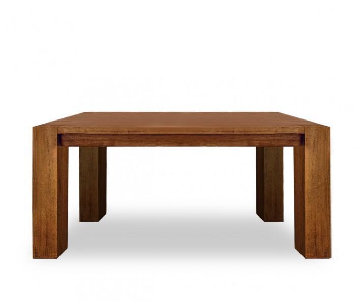 FGF Mobili Square Tisch Massivholz Parawood Eco Friendly Esstisch ...