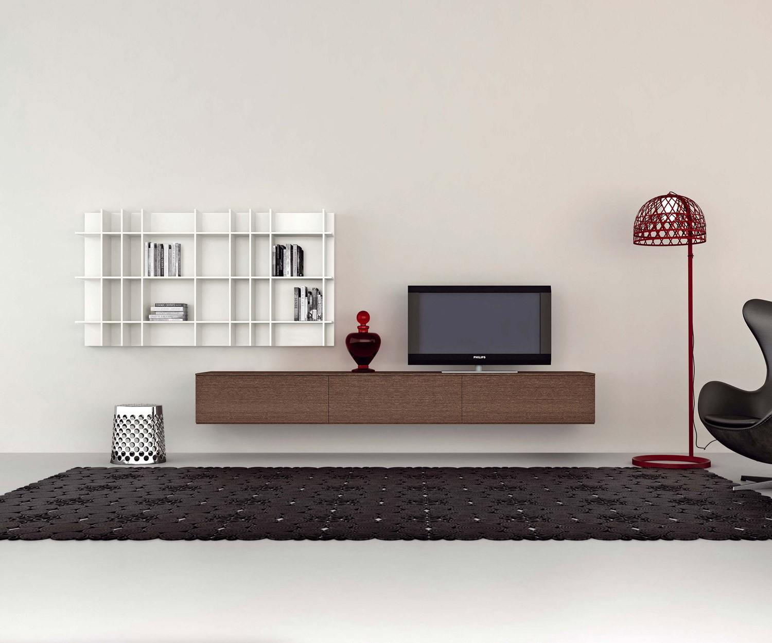 tv lowboard h ngend modern interessante ideen f r die gestaltung eines raumes in. Black Bedroom Furniture Sets. Home Design Ideas