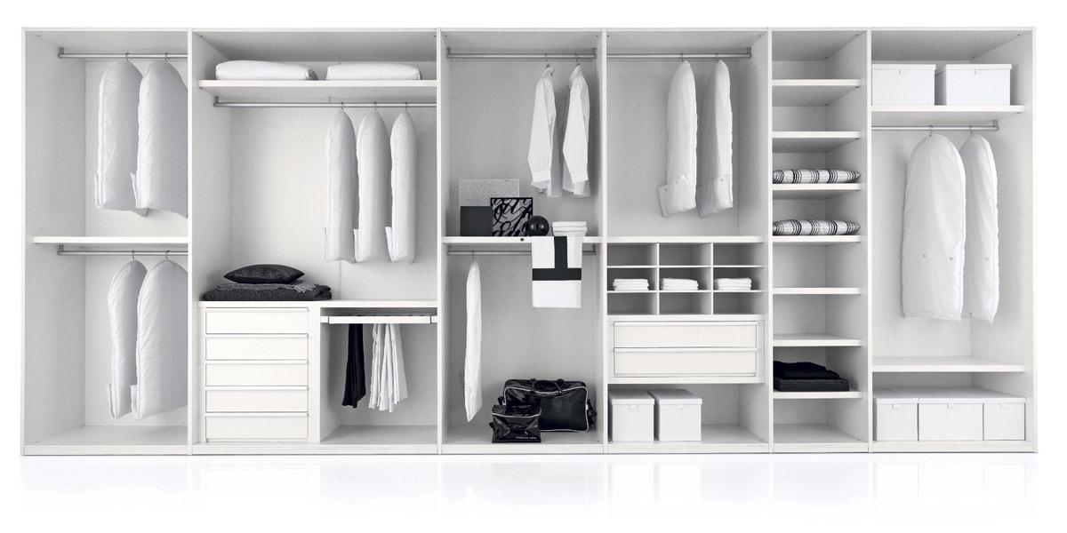 mehr platz im kleiderschrank so sorgen sie f r ordnung. Black Bedroom Furniture Sets. Home Design Ideas