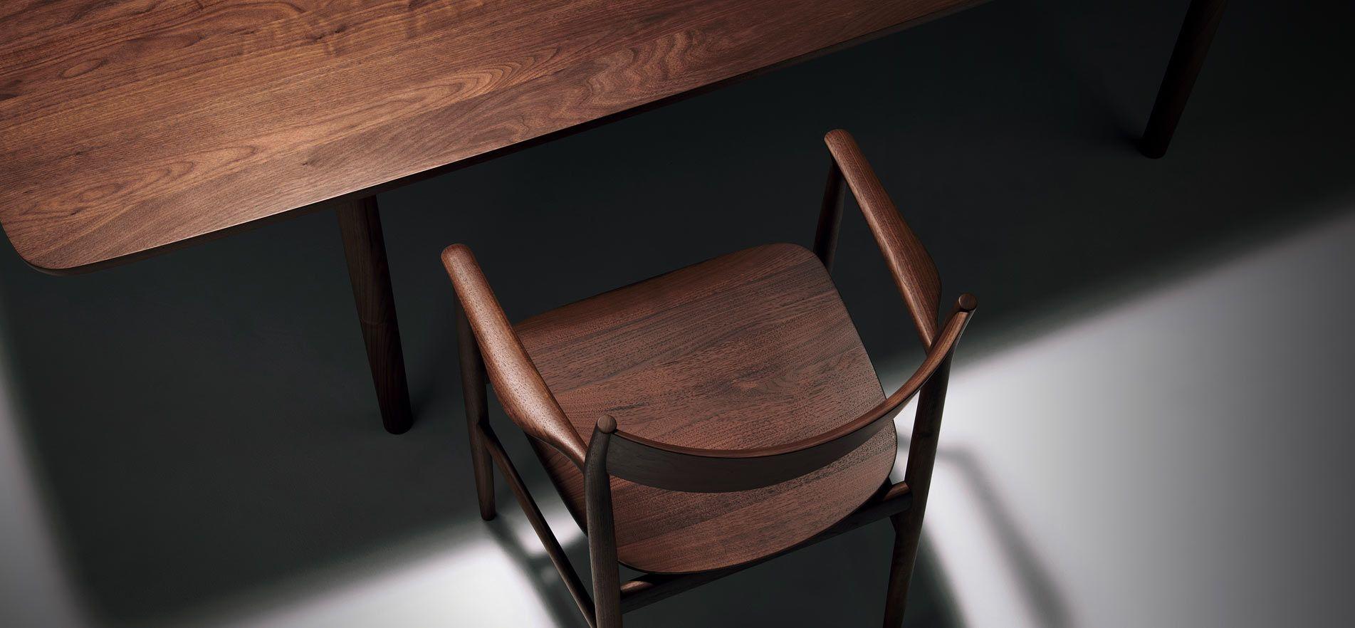 Design Holzstühle