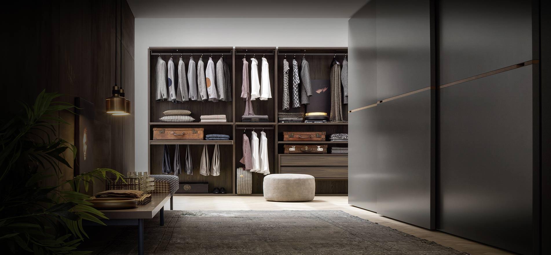 Design Kleiderschränke fürs Schlafzimmer