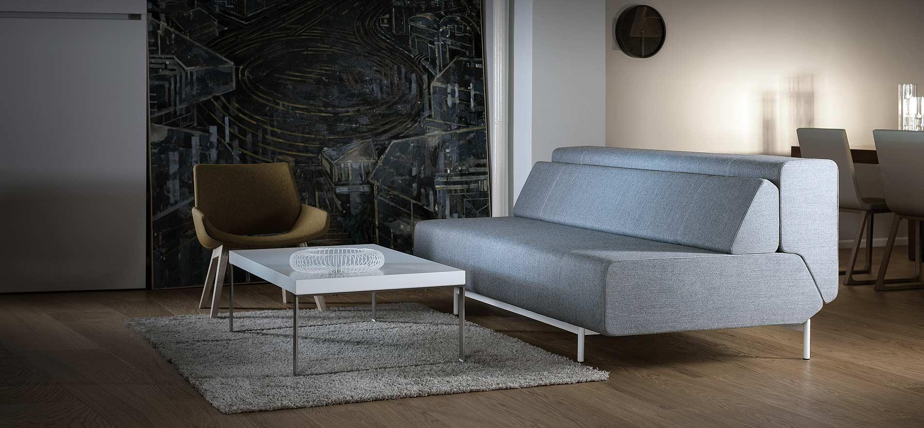 Exklusive Design Schlafsofas Mit Hohem Schlafkomfort