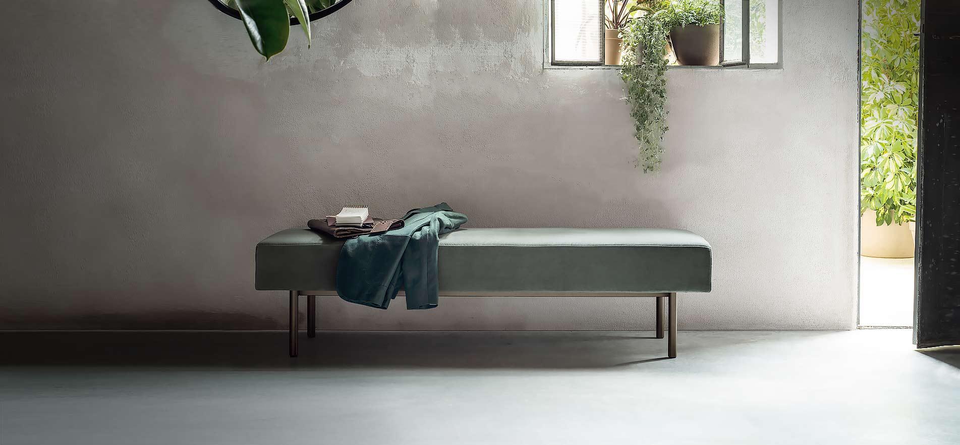 Design Sitzbänke
