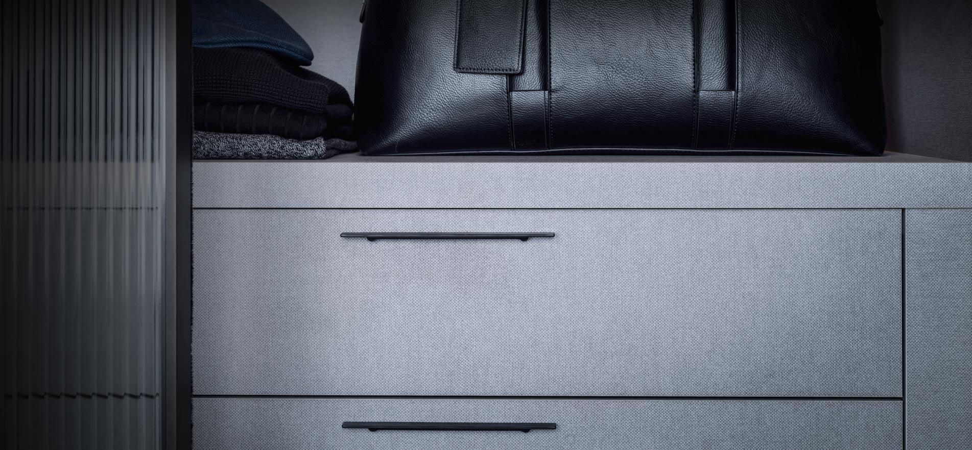 Inneneinrichtung Fur Kleiderschranke Von Novamobili