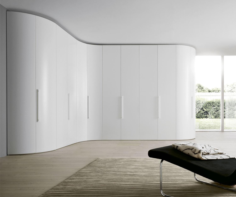 novamobili eckschrank alfa curvo. Black Bedroom Furniture Sets. Home Design Ideas