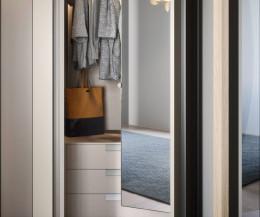 Kleiderschrank Zubehör Armadi 3er Schublade von Novamobili