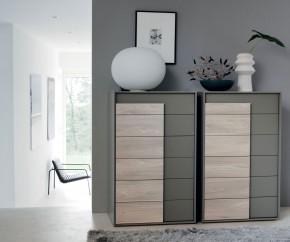 schmale design hochkommoden mit schubladen. Black Bedroom Furniture Sets. Home Design Ideas