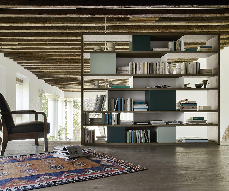 emejing bucherregal designs akzent interieur ideas house. Black Bedroom Furniture Sets. Home Design Ideas