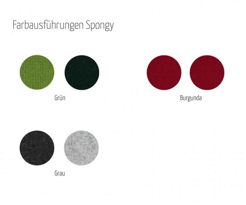 RS Barcelona Spongy Sofa grau