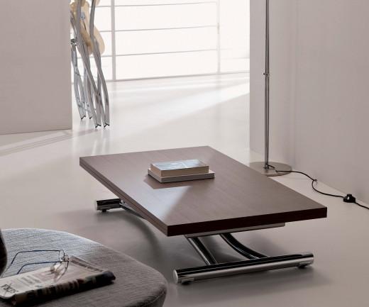 Ozzio Mondial Tisch T096 Hollztischplatte ML41