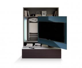 Ozzio Tv-Wand Smartliving Fernsehmöbel