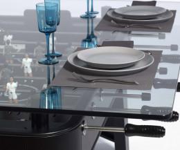 RS Barcelona RS#Dining Esstisch Kicker detail