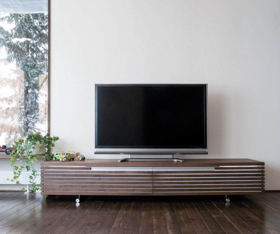 Tosai Kunden Lowboard Massivholz