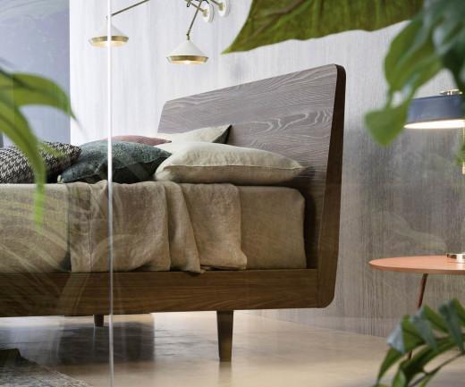 Design Holzbett Dedalo