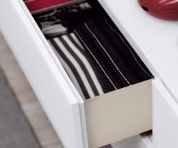 Novamobili Kommode Easy 4er Schubladen Detail
