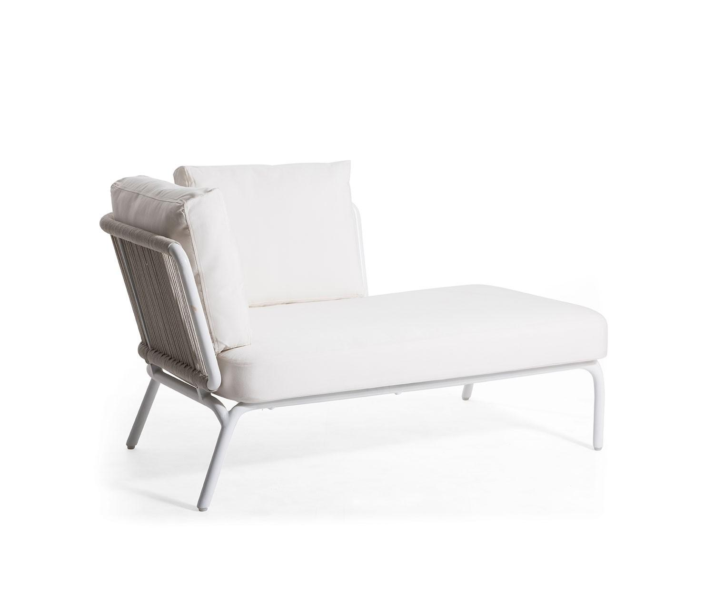 oasiq yland aluminium seil gartensofa serie. Black Bedroom Furniture Sets. Home Design Ideas