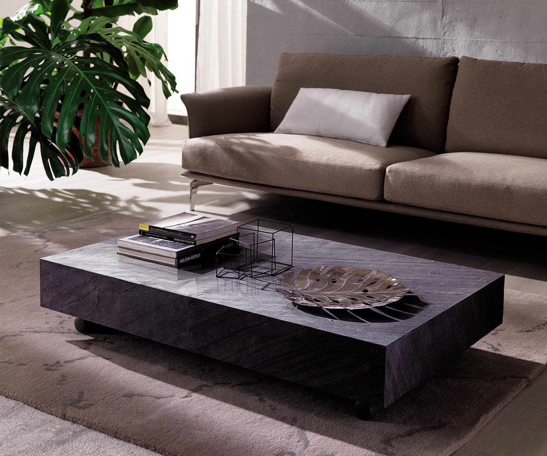 ozzio couchtisch box natur h henverstellbar. Black Bedroom Furniture Sets. Home Design Ideas