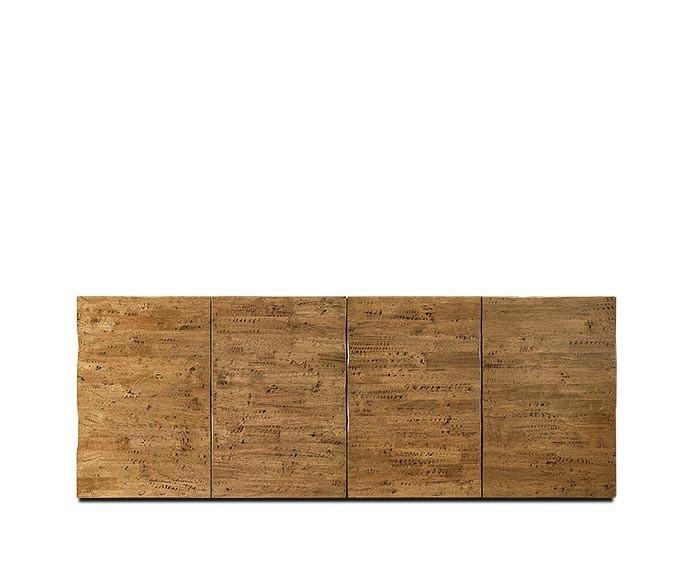 mobili bold sideboard 2 129 00 fgf mobili massivholz sideboard waves ...