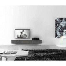 Hängende Lowboards ⇒ 120-300 cm Breite ⇒ in 30 Farben