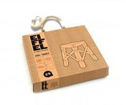 RS Barcelona Eiffel Paper Hocker Verpackung