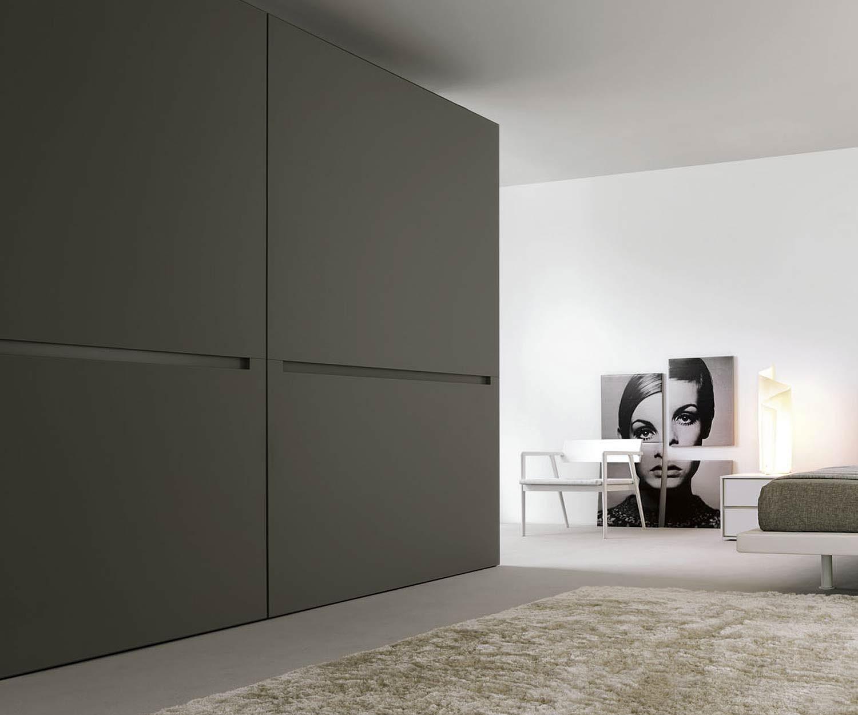 livitalia kleiderschrank vitro glasschiebet ren. Black Bedroom Furniture Sets. Home Design Ideas