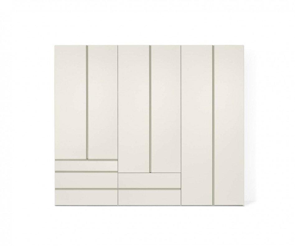 Moderner Livitalia Schlafzimmer Design Kleiderschrank Collage