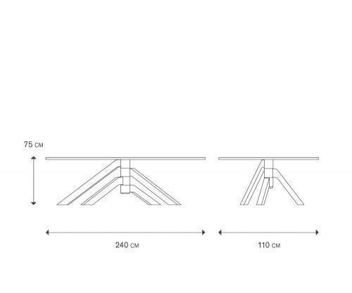 Miniforms Tisch Keplero