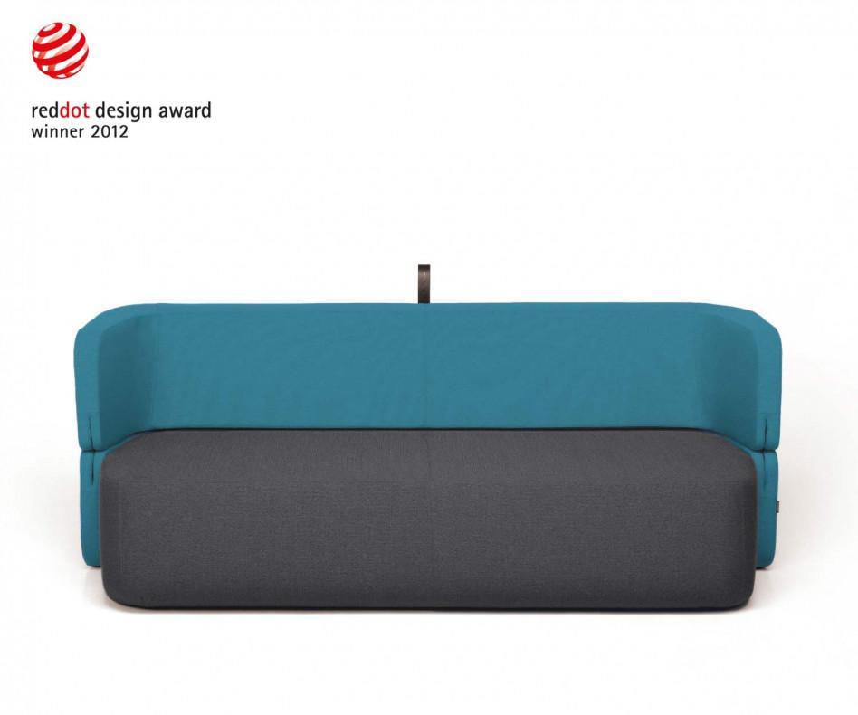 prostoria design schlafsofa revolve. Black Bedroom Furniture Sets. Home Design Ideas