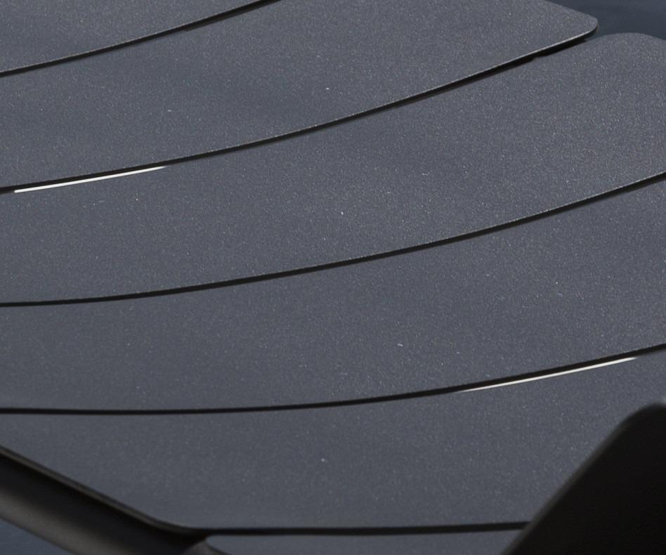 Oasiq Corail Aluminium Sonnenliege