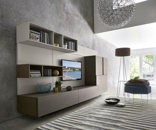 Wohnwand design  Wohnwand – Moderne Designer TV Wohnwände
