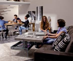 Wohnideen: Ozzio Couchtisch Bellagio