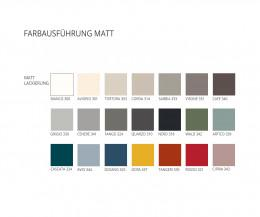 Novamobili Farben Mattlackierung