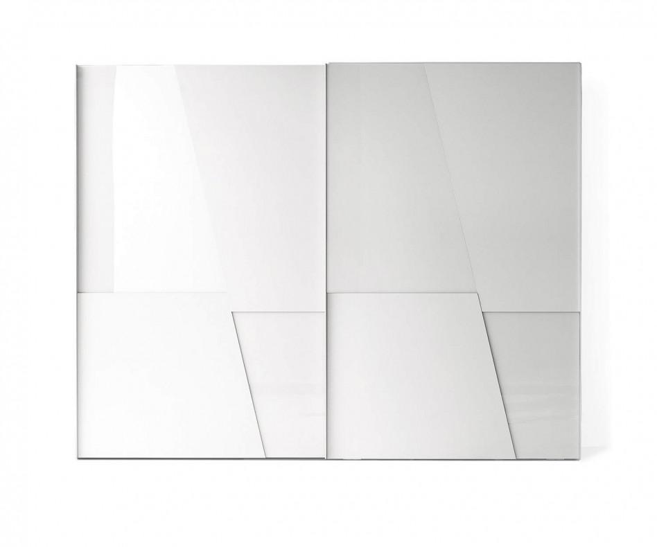 Designer Kleiderschrank Diagonal