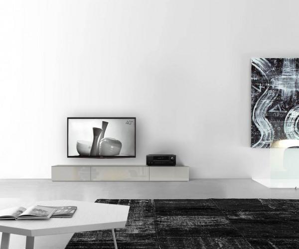 Lowboard design möbel weiss  Design Lowboard - Shop - 240 270 300 cm TV Lowboard