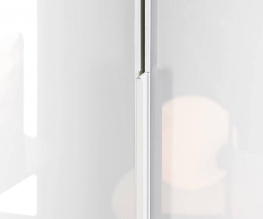 Novamobili Kleiderschrank Crystal mit Flügeltüren