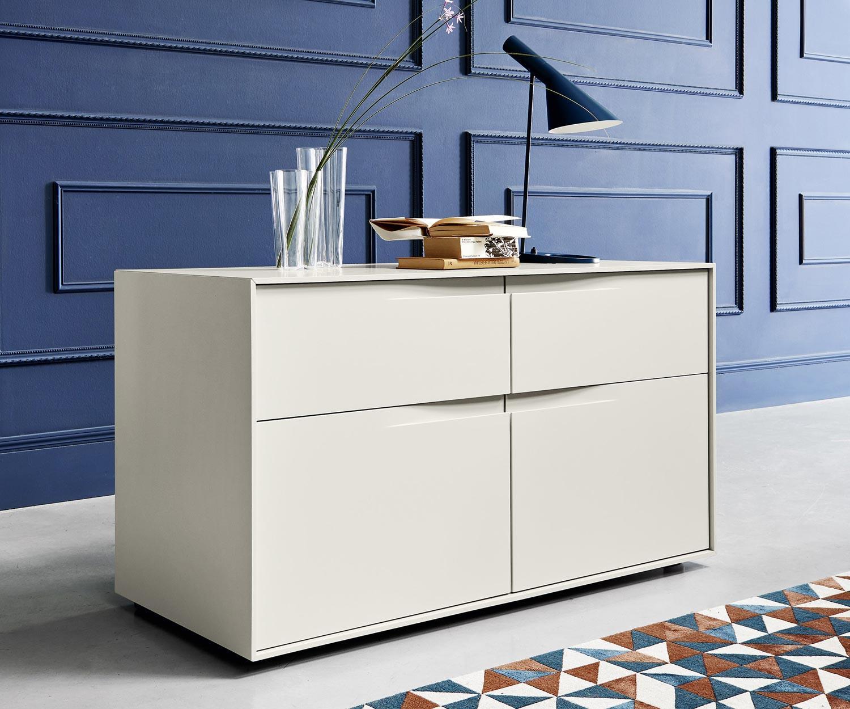 Kommode weiß schlafzimmer  Design Kommoden mit 3 - 5 Schubladen für Ihr Schlafzimmer