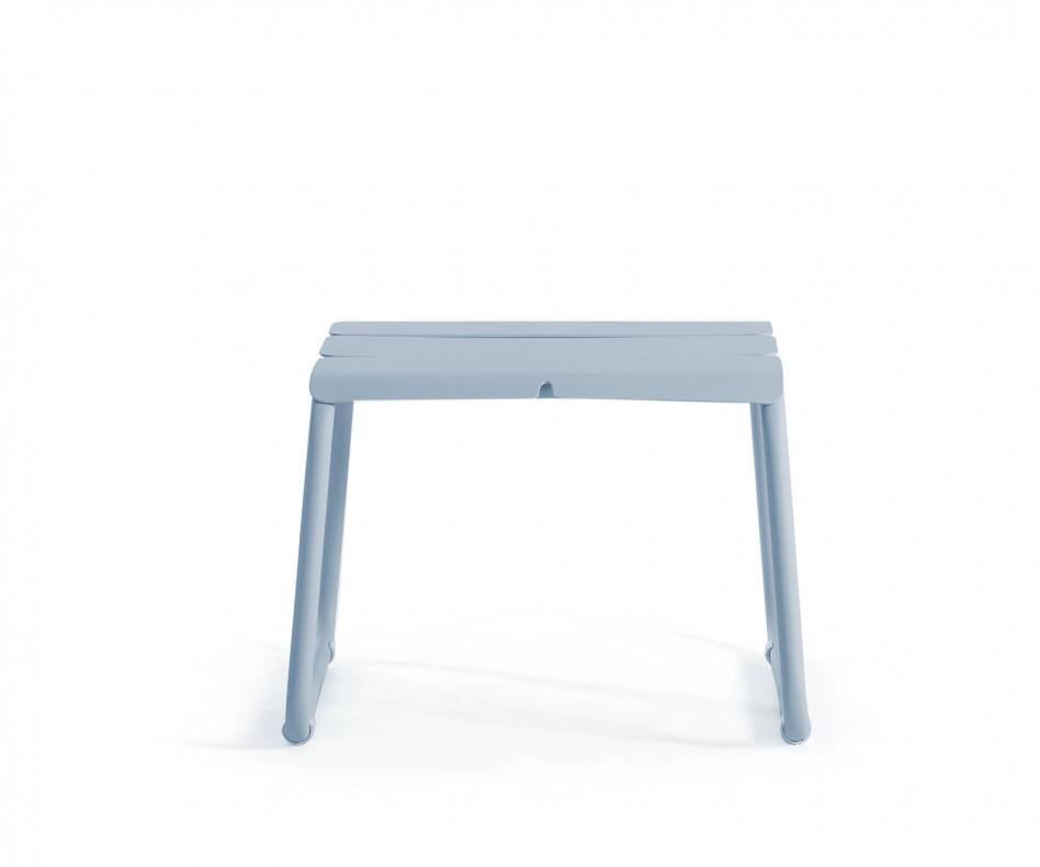 Oasiq Corail Aluminium Hocker