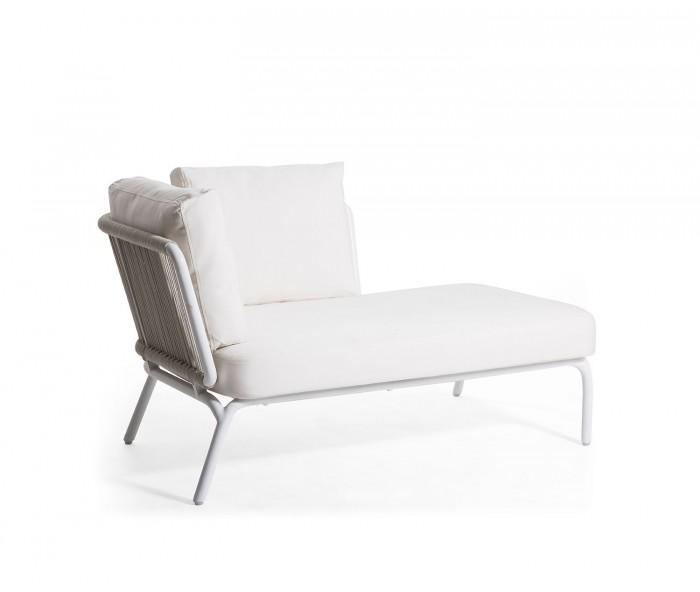 Oasiq Yland Chaiselongue 2er Sofa