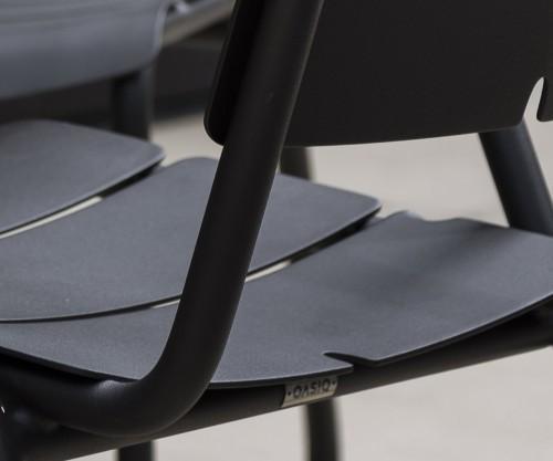Oasiq Corail Aluminium Loungesessel