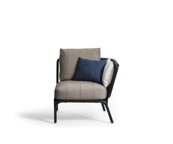 design gartenm bel aus teak edelstahl oder aluminium. Black Bedroom Furniture Sets. Home Design Ideas