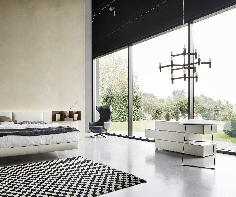 livitalia ecletto kommode mit schminktisch. Black Bedroom Furniture Sets. Home Design Ideas