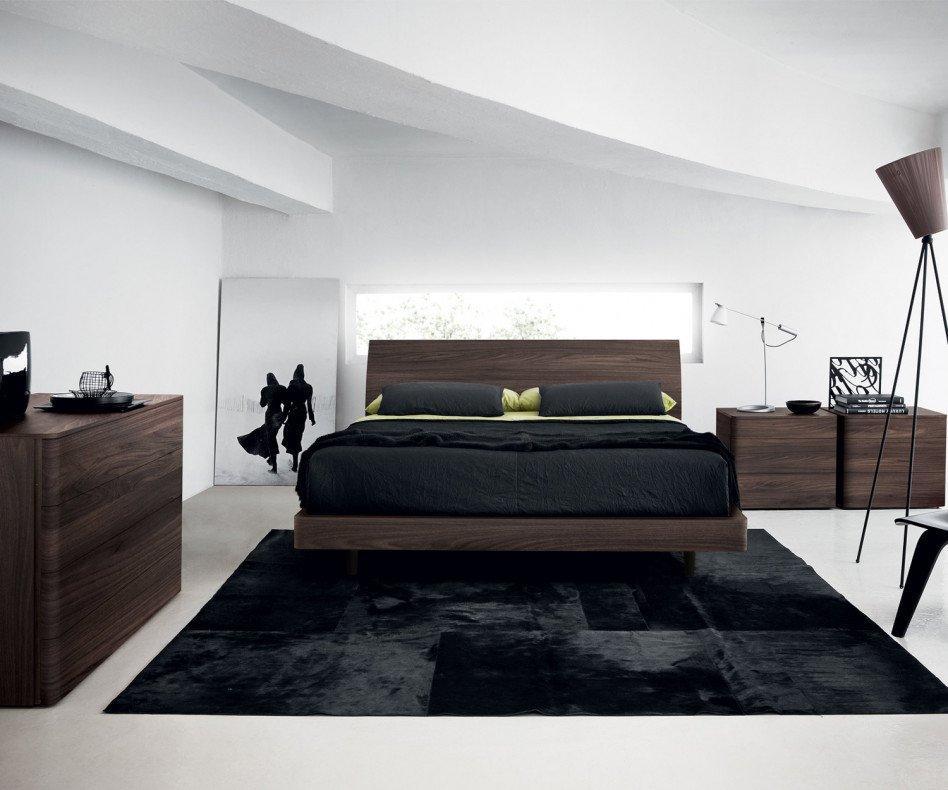 Novamobili Bett Bend 160 Oder 180 Cm Breit
