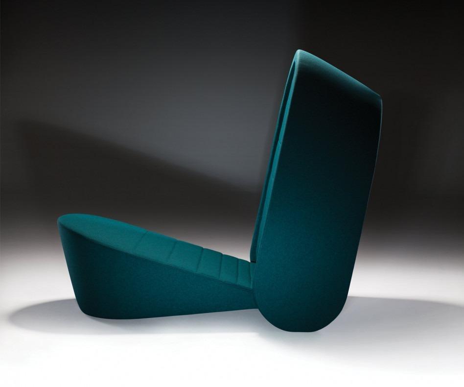 Prostoria Sessel Up Lift Seitenansicht