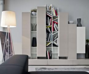 Wohnideen: Novamobili Wand- Bücherregal Butterfly